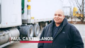 Paul Castellanos-Sisbro Trucking