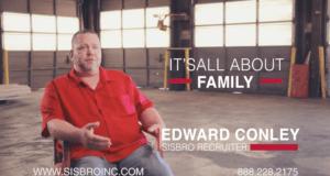 Edward Conley-Truck Driver Recruiter-Sisbor