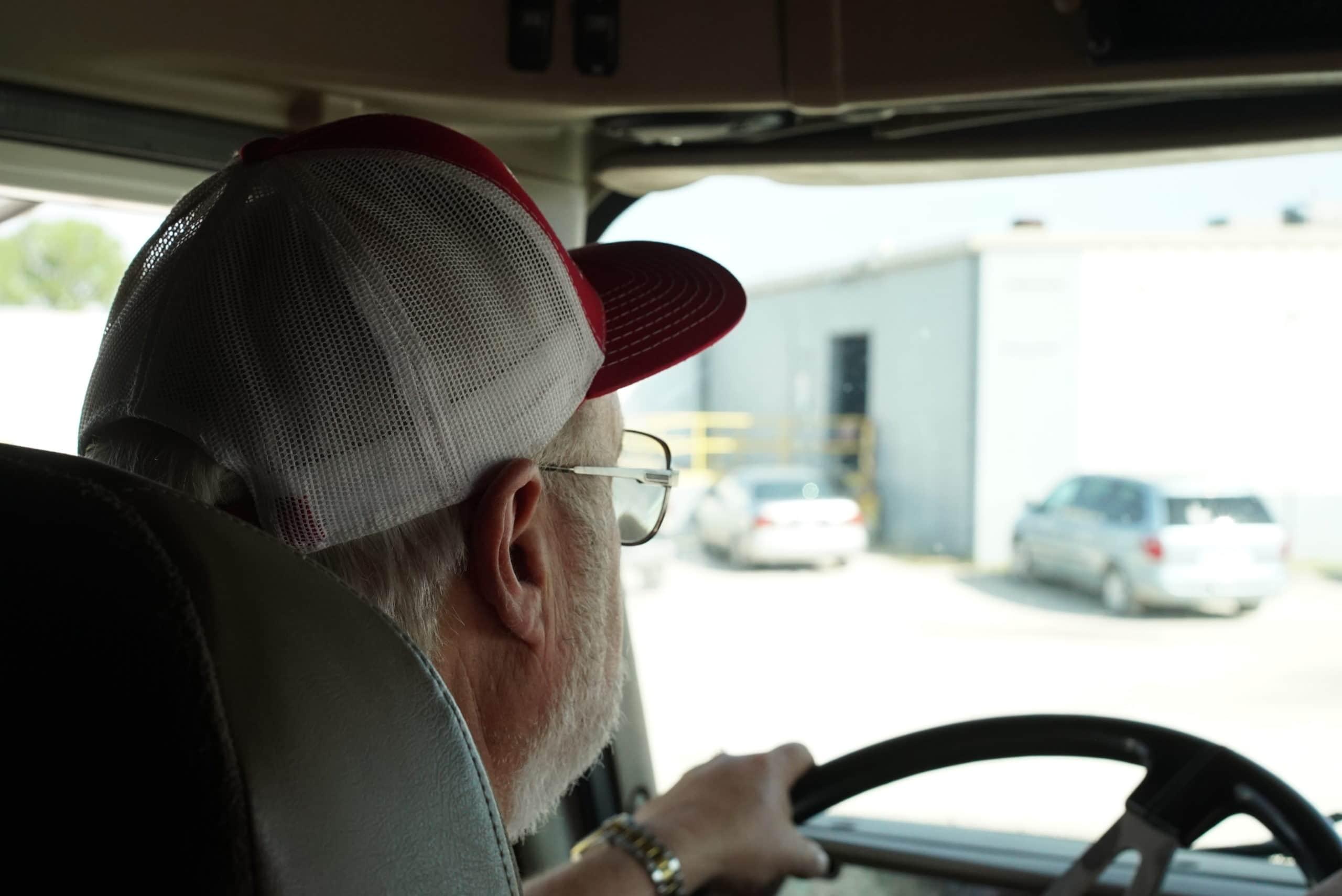 Driving for Sisbro