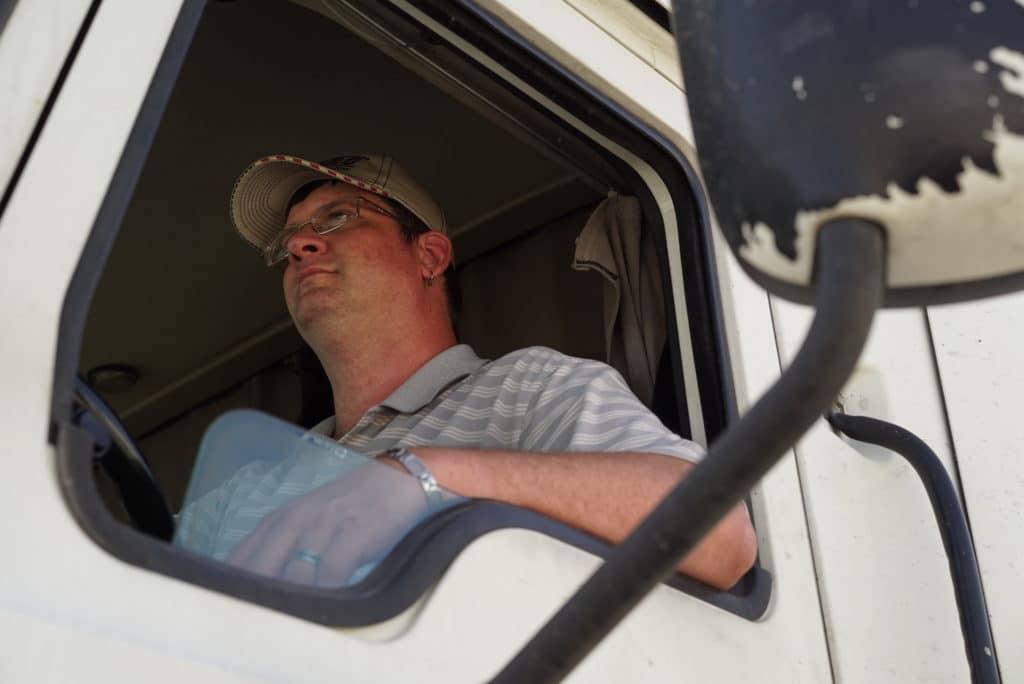 sisbro truck driver