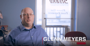 Glenn Meyers- Director of Safety