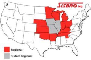 Sisbro States Covered
