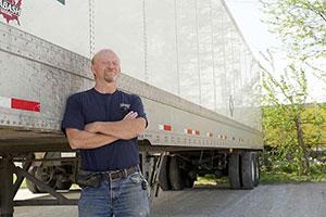 Truck Driver Sisbro Trucking