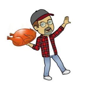 Sisbro Bob - Throwing Turkey