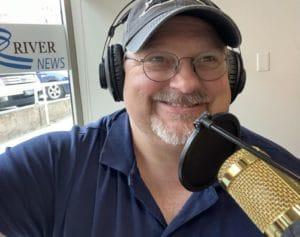Bob Gough of Muddy River News in Quincy, IL