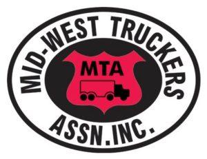 Mid-West Truckers Association logo